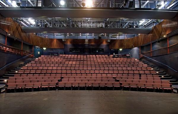 Crescent auditorium