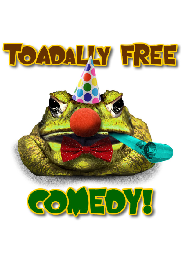 Toadally Free