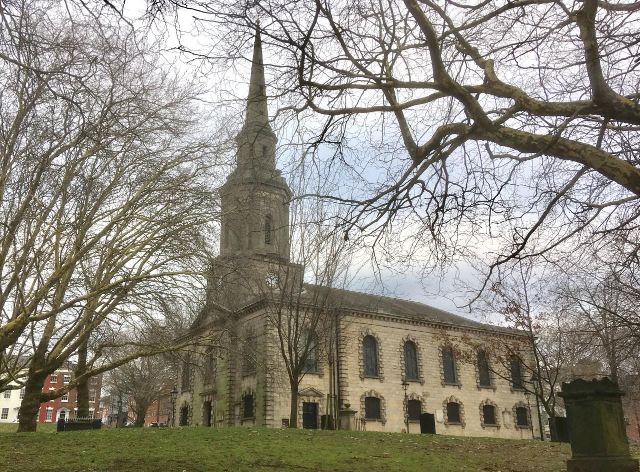 St Paul's Church - Birmingham Fest